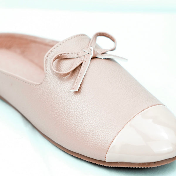 Rounded Ribbon Flat in Pink