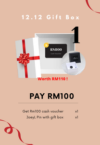 [PRE-ORDER] X'mas Gift Box-Worth RM110