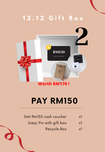 [PRE-ORDER] X'mas Gift Box-Worth RM170