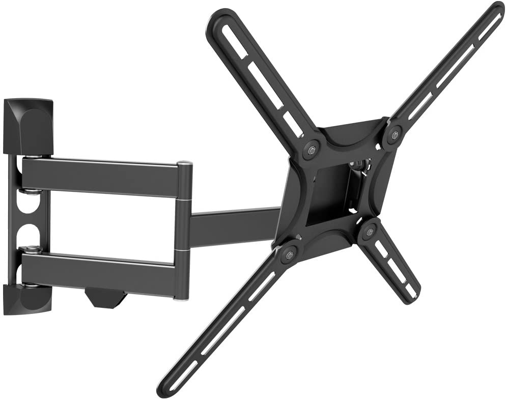 "BARKAN 29""-65""/ 74-165cm FULL MOTION TV WALL MOUNT - BRA3400.B"