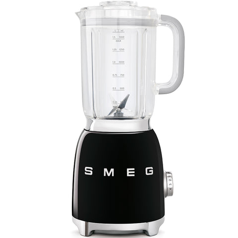 SMEG BLENDER RETRO BLACK BLF01BLSA