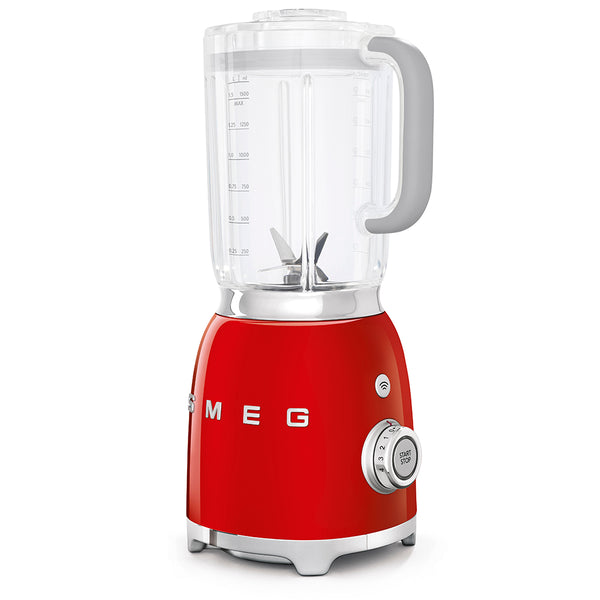 SMEG RETRO BLENDER RED BLF01RDEU