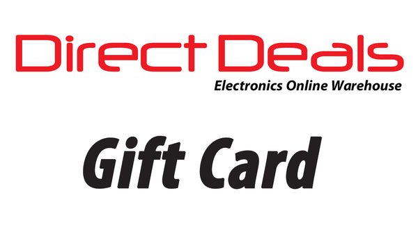 Direct Deals Gift Card