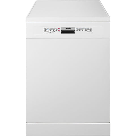 SMEG DISHWASHER 60cm 13 PLACE FREESTANDING WHITE - DW6QWSA
