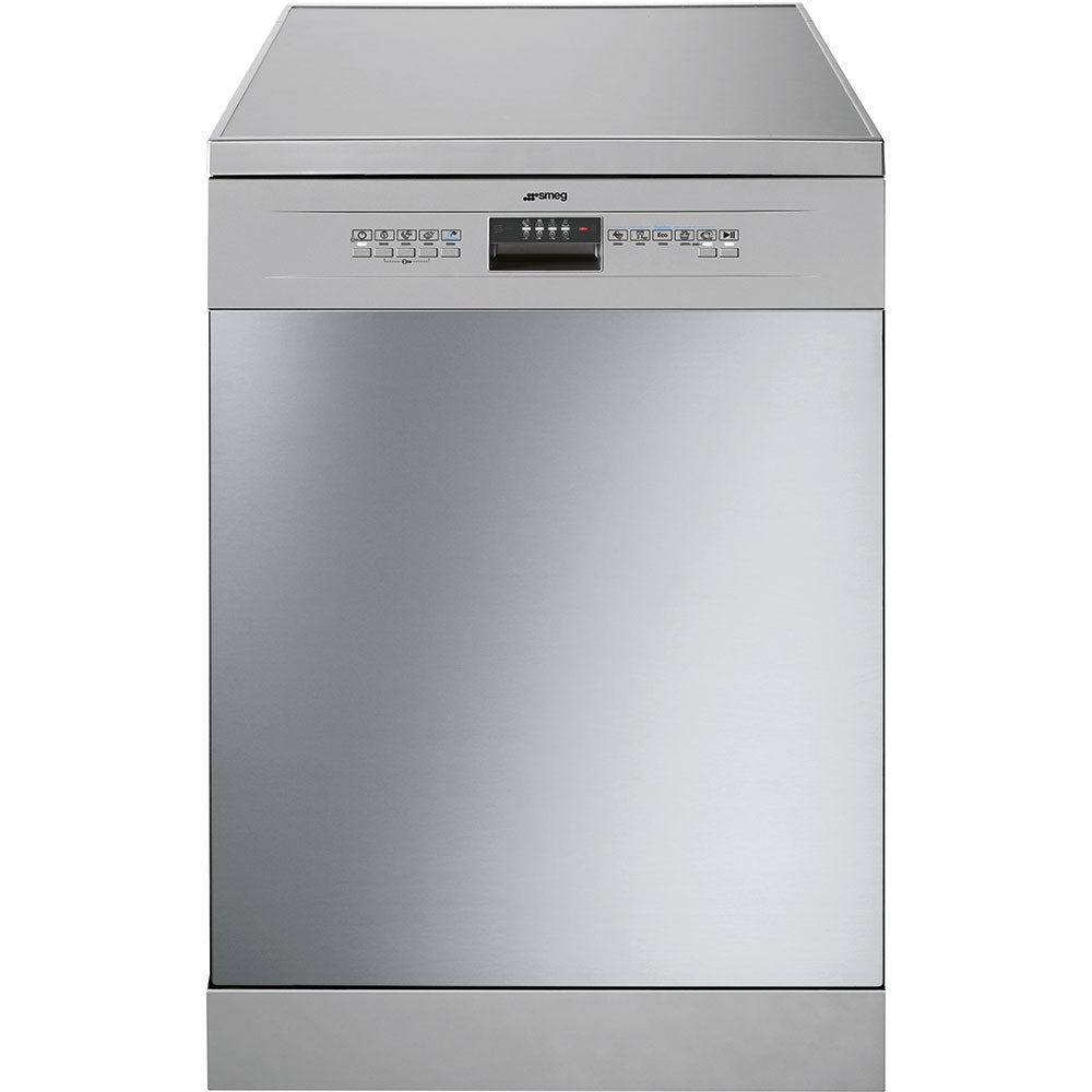 SMEG DISHWASHER DW7QSXSA STAINLESS STEEL 13 PLACE FREESTANDINGS- DW7QSXSA