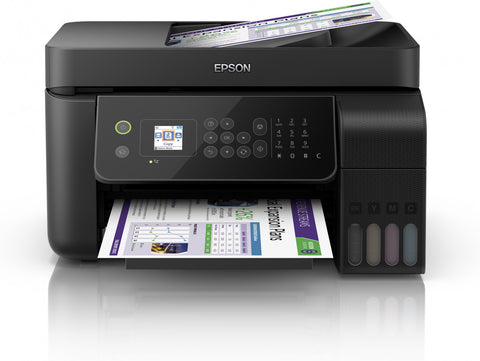 EPSON L5190 ECOTANK ITS 4 IN 1 WIFI PRINTER