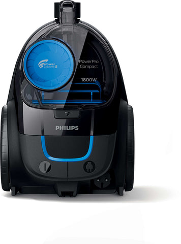 PHILIPS POWERPRO BAGLESS VACUUM CLEANER - FC9350/01