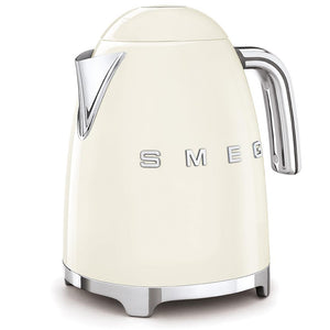 SMEG 1.7L RETRO ELECTRIC KETTLE - KLF03CRSA