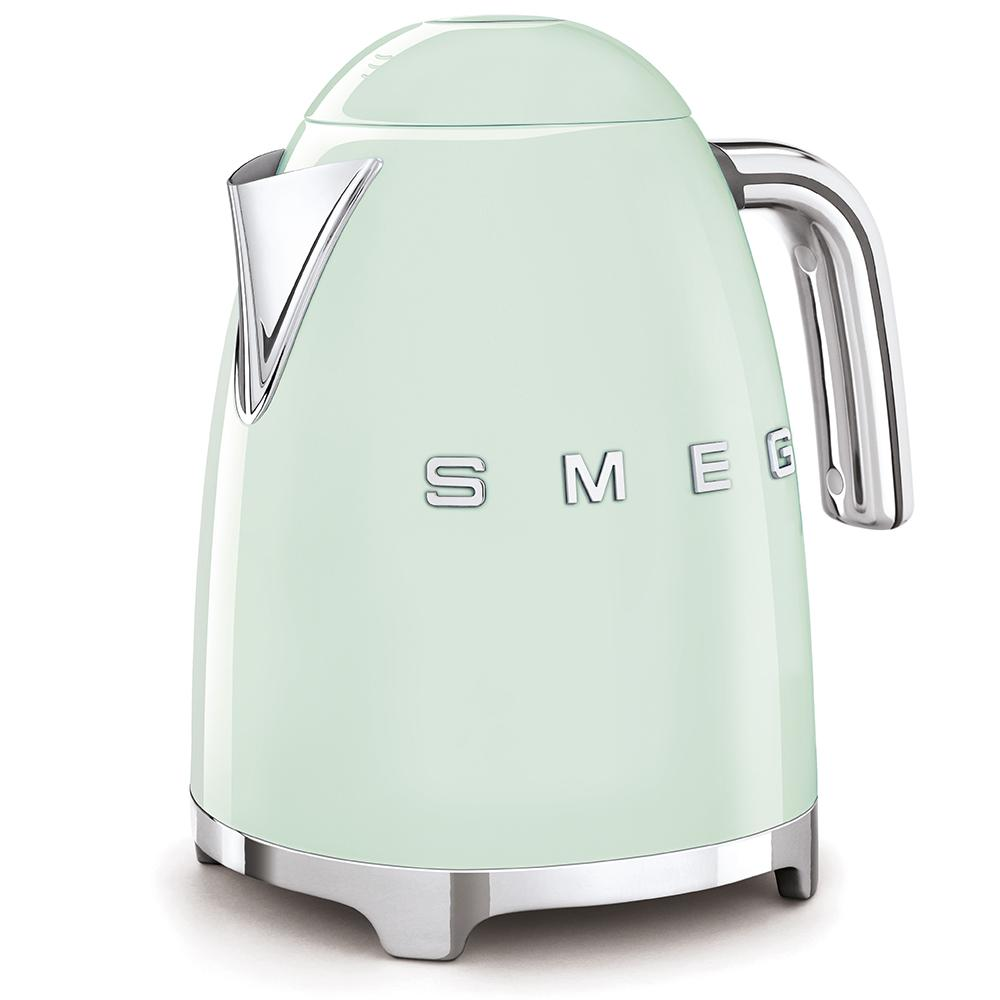 SMEG 1.7L RETRO ELECTRIC KETTLE - KLF03PGSA