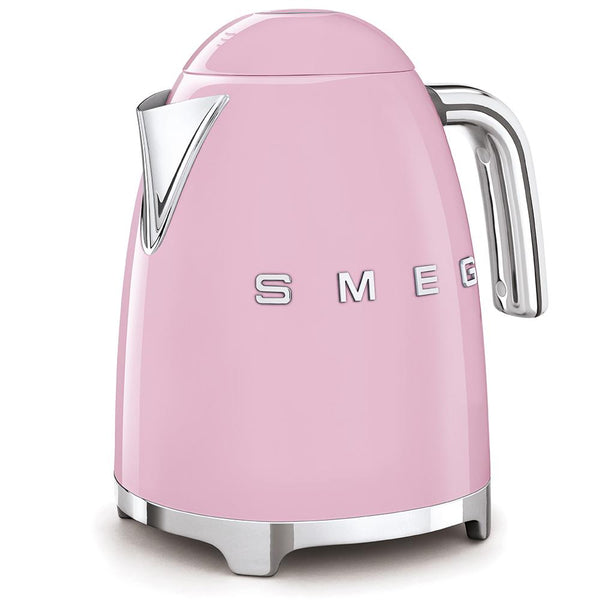 SMEG KETTLE 1.7L RETRO ELECTRIC KETTLE - KLF03PKSA