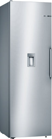 BOSCH 346L SERIES 4 FREESTANDING FRIDGE SS - KSW36VI31Z
