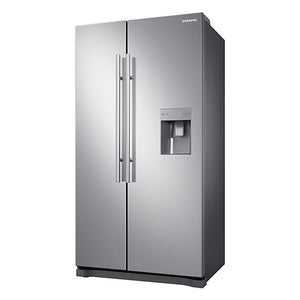 SAMSUNG 520L SIDE BY SIDE FRIDGE WITH WATER DISPNSER(NP)- RS52N3B13S8