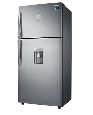 SAMSUNG 499L FRIDGE TOP FREEZER WITH TWIN COOLING PLUS RT50K6531SL