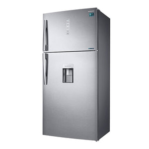 SAMSUNG 618L FROST FREE TOP FREEZER BOTTOM FRIDGE COMBI - RT62K7110SL