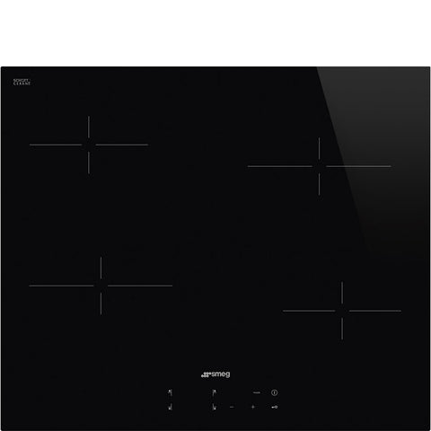SMEG 60CM CERAMIC HOB WITH STRAIGHT EDGE- SE264TD
