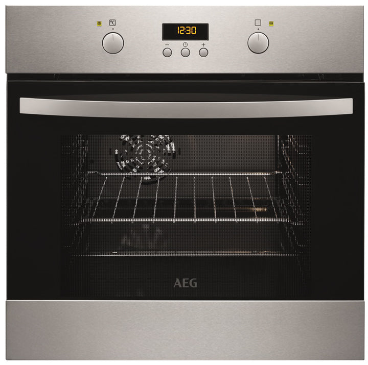 AEG 60CM EYE-LEVEL OVEN - BOB35702XV