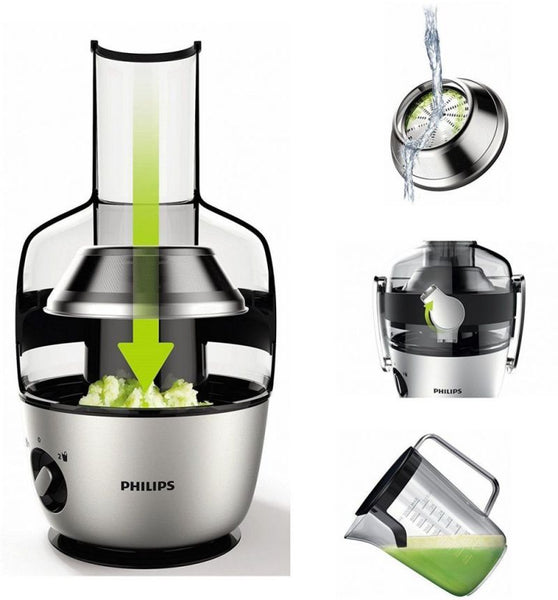 PHILIPS AVANCE JUICER METAL COLLECTION - HR1922/20