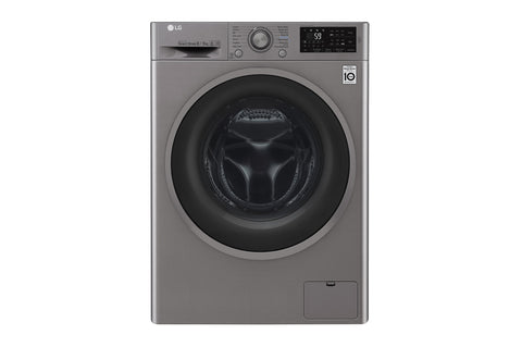 LG 8KG WASH/ 5KG DRY ECO HYBRID WASHER DRYER COMBO - FH4U2TGP2S