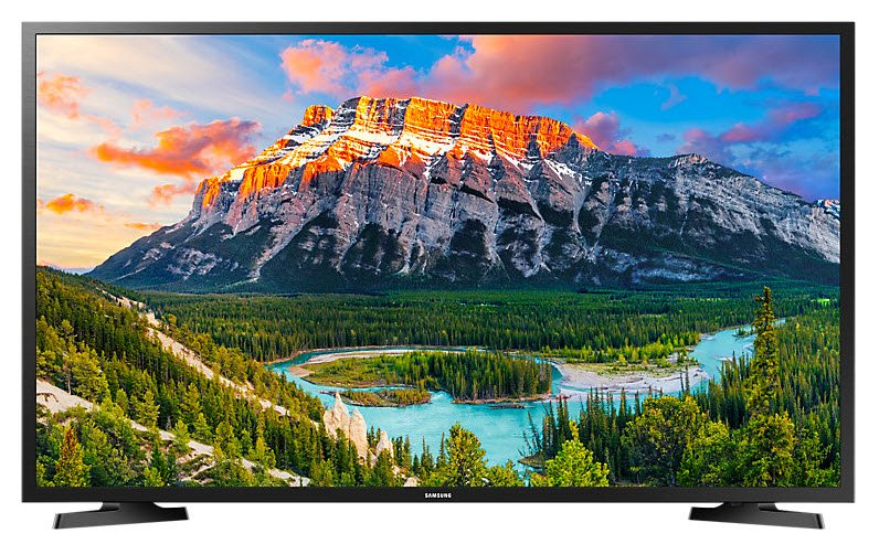 "SAMSUNG 40"" FULL HD LED TV 40N5000"
