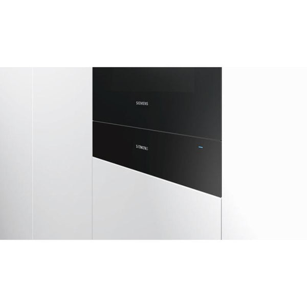 SIEMENS IQ700 STAINLESS STEEL WARMER DRAWER - BI630CNS1