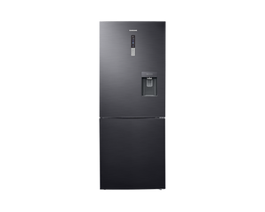 SAMSUNG 432L FROST FREE FRIDGE/FREEZER WITH WATER DISPENSER - RL4363SBAB1