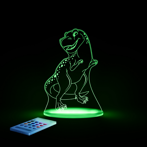 Aloka Starlight T-Rex  Multi-Color LED Light with Remote Control
