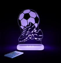 Aloka Starlight Soccer Multi-Color LED Light with Remote Control