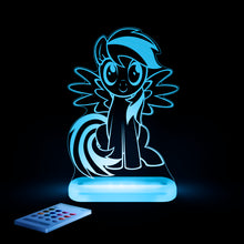 My Little Pony Rainbow Dash Multi-color LED StarLight with Remote Control