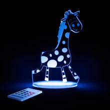 Aloka Starlight Giraffe Multi-Color LED Light with Remote Control