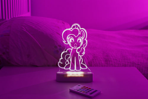 My Little Pony Pinkie Pie Multi-Color LED StarLight with Remote Control