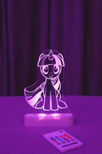 My Little Pony Twilight Sparkle Multi-Color LED StarLight with Remote Control