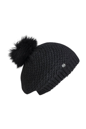 Cappello Maglia-AW19-KN Collection-Black-KN Kati Niemi