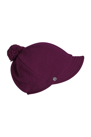 Sanni-AW20-KN Collection-Dark Violet-M-Wool-KN Kati Niemi