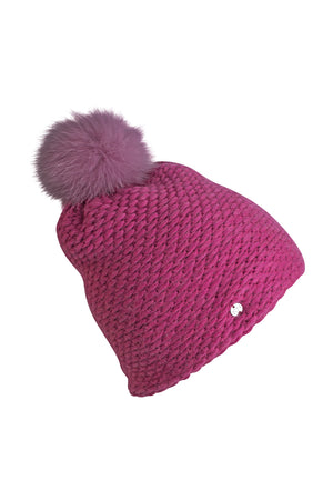 Knitted Hat-AW19-Pink-KN Kati Niemi Collection
