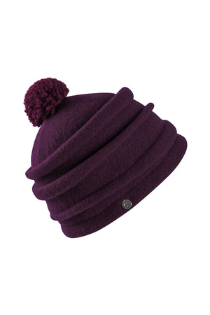 Ilta-AW20-Plum-M-Wool-KN Kati Niemi Collection