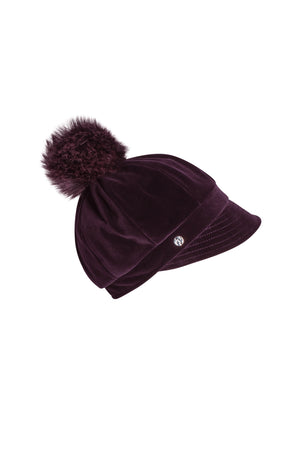 Armi Sy-AW20-KN Collection-Plum-M-Synthetic-KN Kati Niemi
