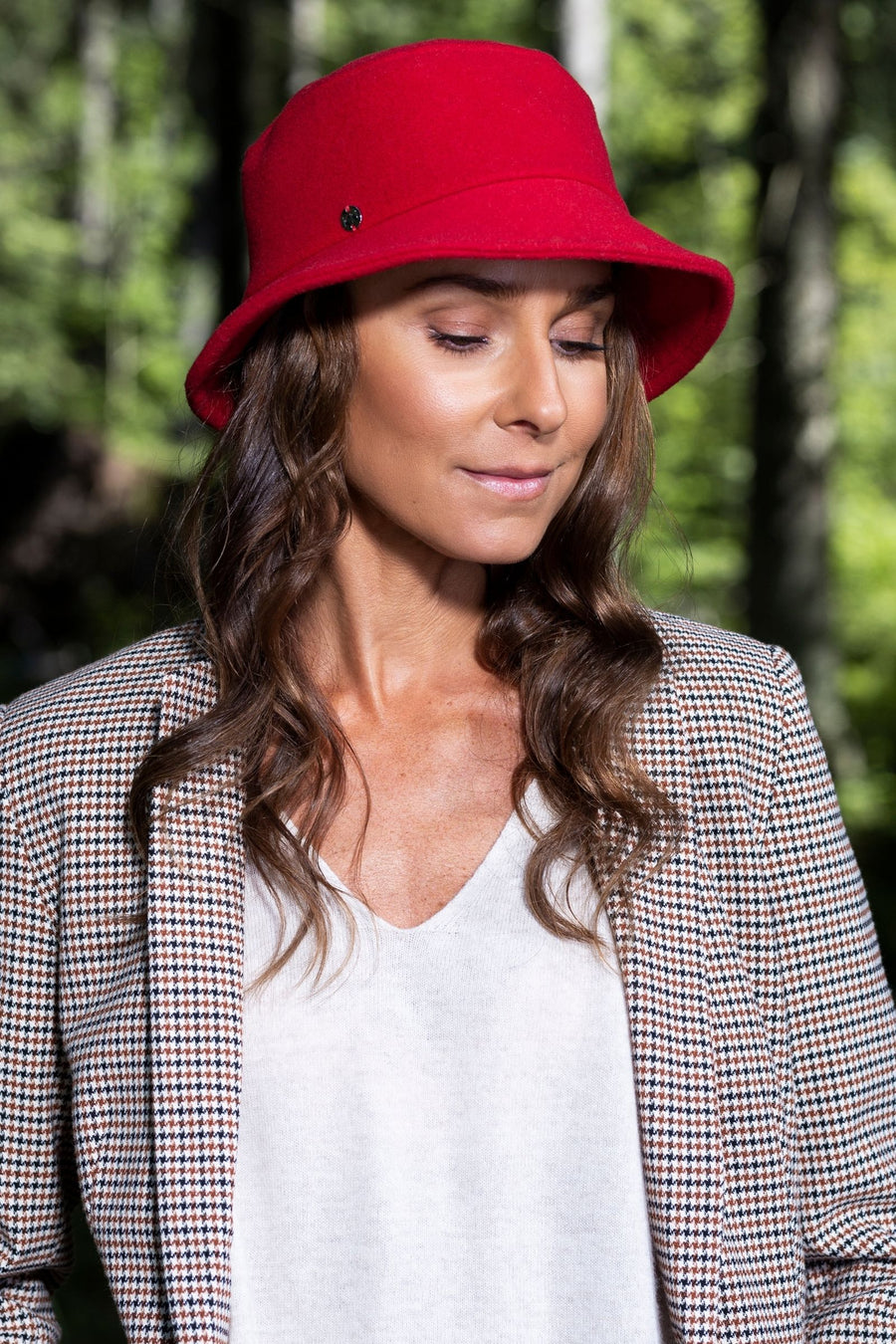 Janni Plain-AW20-KN Collection-Red-59-KN Kati Niemi