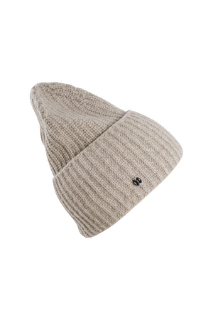 Karita Beanie-AW20-Beige-M-KN Kati Niemi Collection