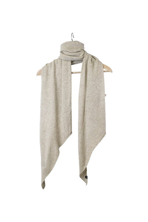 Stola Sghemba-AW20-Beige-125x50-KN Kati Niemi Collection
