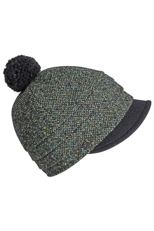 Sisko Tweed-AW20-KN Collection-Green-56-Wool-KN Kati Niemi