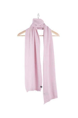 Stola Cecilia-AW20-KN Collection-Light Pink-185x30-KN Kati Niemi