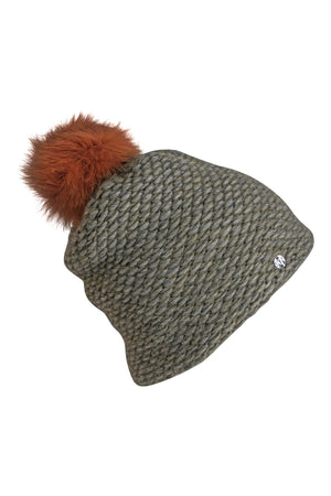 Knitted Hat-AW19-Green-KN Kati Niemi Collection