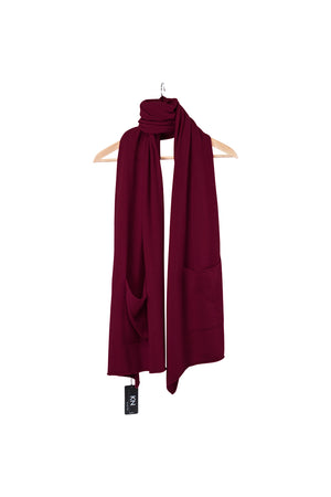 Malla-AW19-Wine-55x220-KN Kati Niemi Collection
