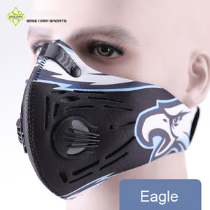 """BASECAMP"" Mask - Activated Carbon"