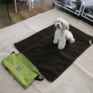 """The Green"" - Blanket for Dogs and Cats waterproof"