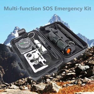 """10 in 1"" Multi Professional Emergency Survival Kits"