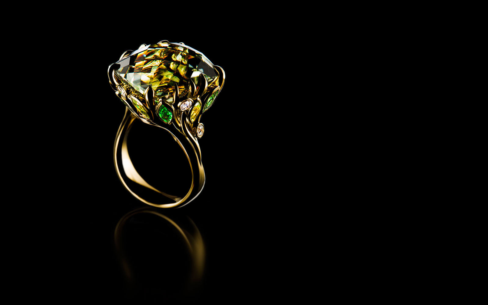 Brilldor Jewellery - Unique, bespoke, design high-end jewel creations