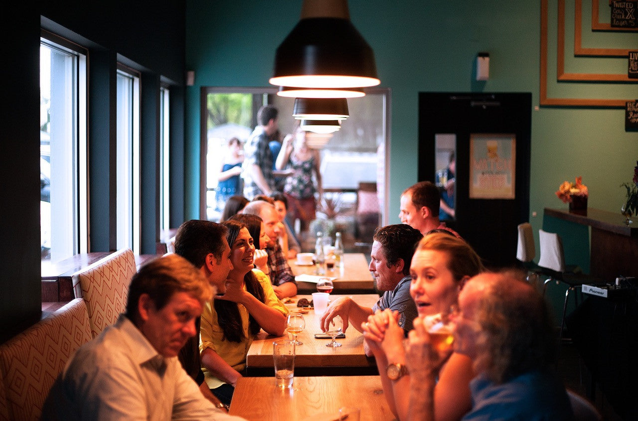 Create an Atmosphere that attracts Diners to stay - and spend
