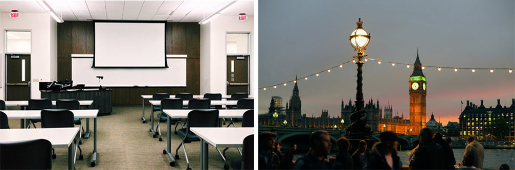 Classroom and Outdoor Lightings