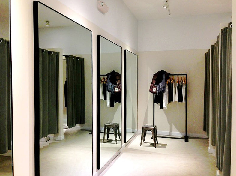Importance of fitting room design